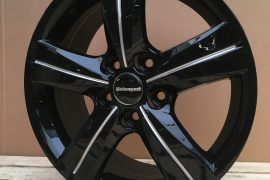 KR600 Zwart