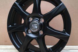 MSW 77 Mat zwart